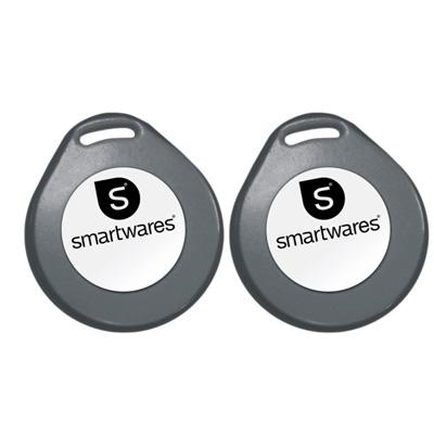 Smartwares badges voor bediening alarmsysteem (SA78T/2)